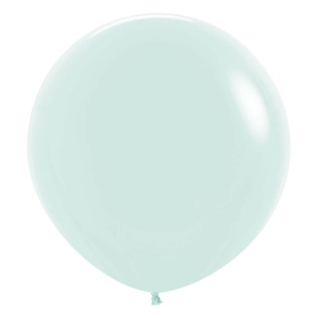 Balões Latex 24'' Pastel Matte Solid Green 630