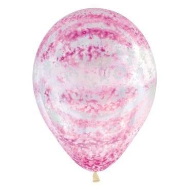 Balões 12'' Graffiti Rosa
