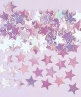 Confettis 14g Estrelas Iridescente