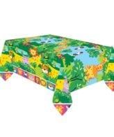 Toalha de mesa Selva 1,8m x 1,2m