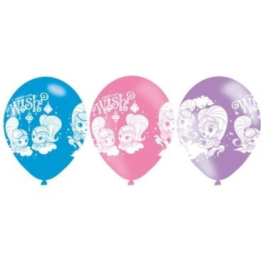 Balões Latex 11'' Shimmer & Shine