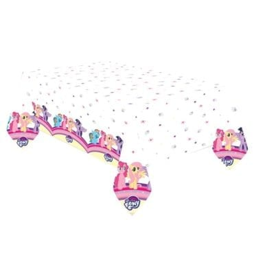 Toalha de mesa My Little Pony 1,37m x 2,6m