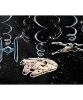 Espirais Decorativas Star Wars