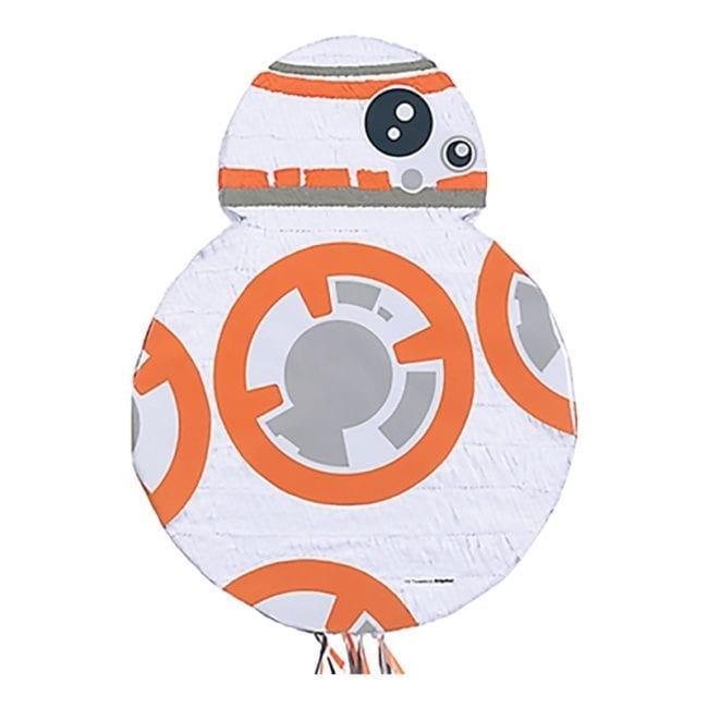 Pinhata 3D BB8 - Star Wars