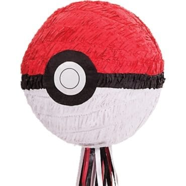 Pinhata 3D Pokeball - Pokémon