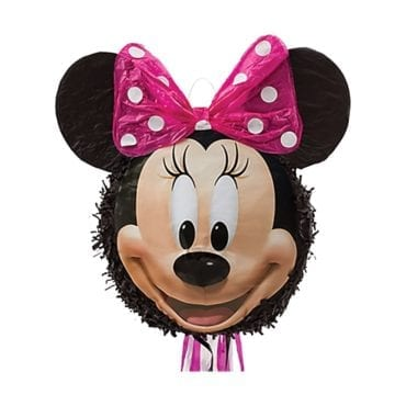 Pinhata 3D Minnie Mouse
