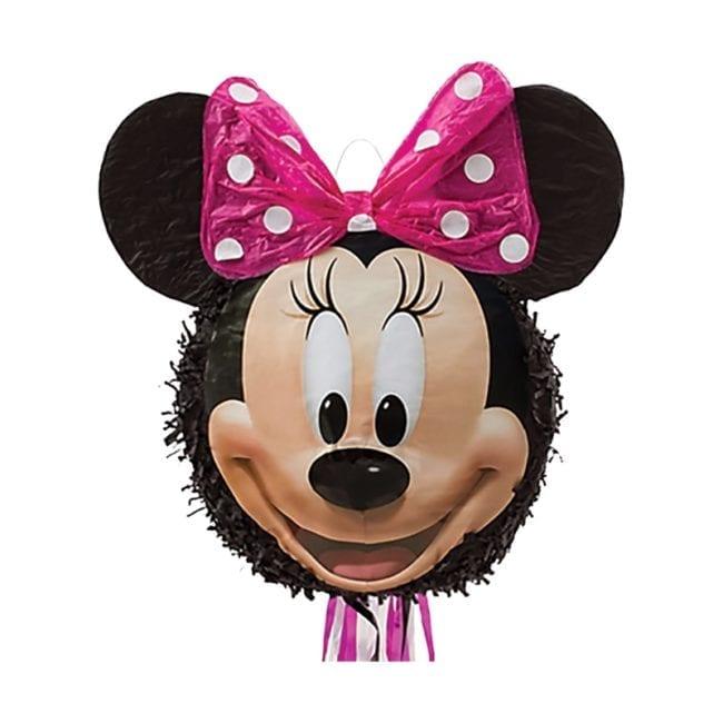 Pinhata 3D Minnie Mouse