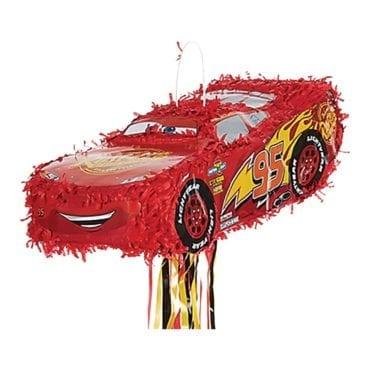 Pinhata 3D Cars - McQueen
