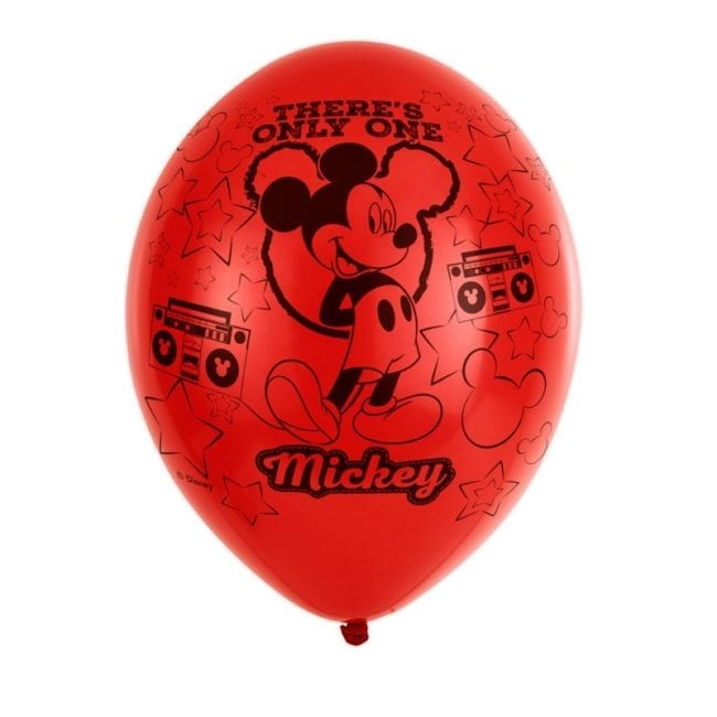 Balões Latex 11'' Mickey Mouse