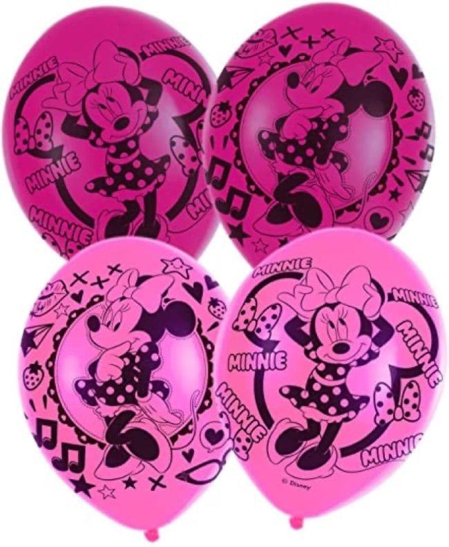Balões Latex 11'' Minnie Mouse
