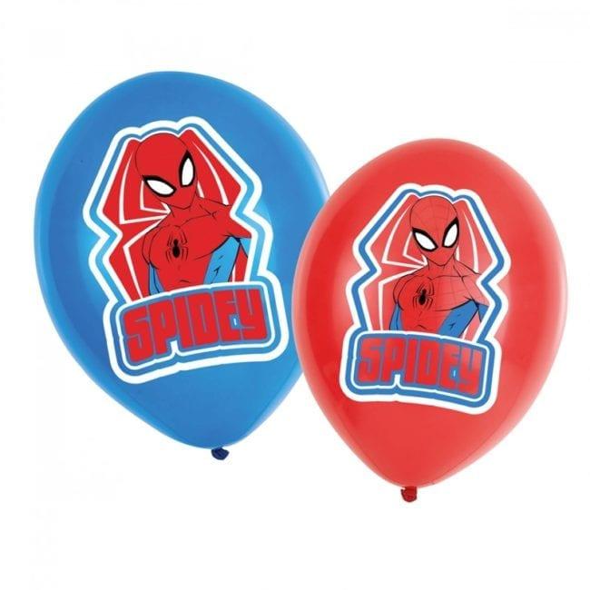 Balões Latex 11'' Spiderman