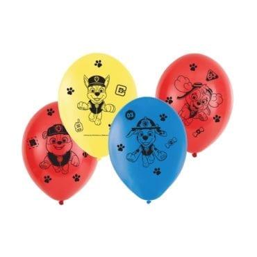 Balões Latex 11'' Patrulha Pata