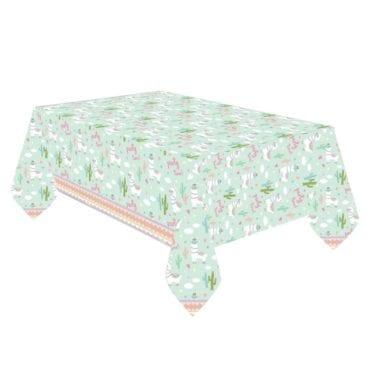 Toalha de mesa Lama 1,8m x 1,2m