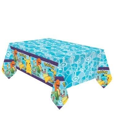 Toalha de mesa Pokémon 1,8m x 1,2m