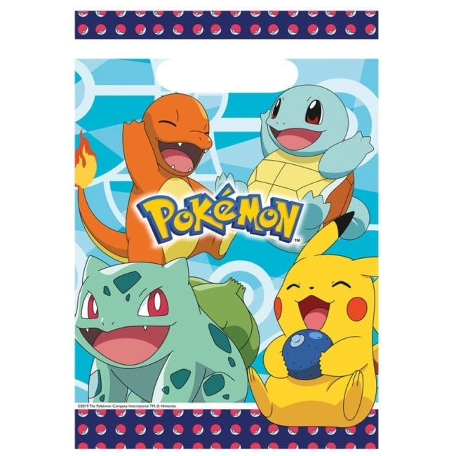 Sacos de oferta Pokémon