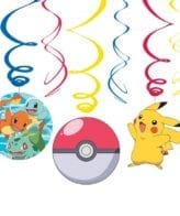 Espirais Decorativas Pokémon