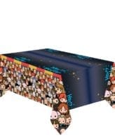 Toalha de mesa Harry Potter 1,8m x 1,2m