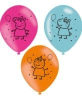 Balões Latex 11'' Peppa Pig