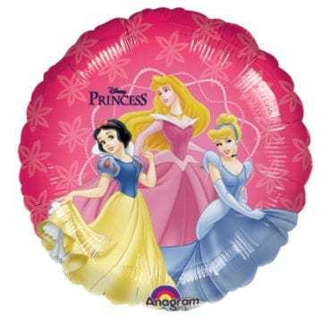 Balão Foil  Princesas Disney Magic