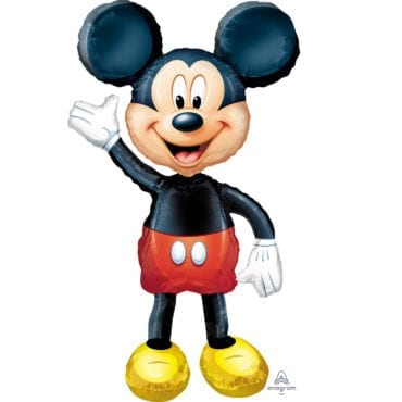 Balão Foil Airwalker Mickey Mouse