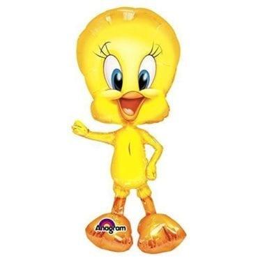 Balão Foil Airwalker Tweety