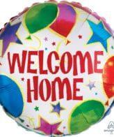 Balão Foil  Welcome Home