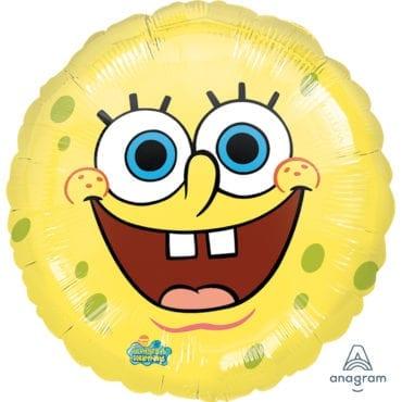 Balão Foil  Sponge Bob
