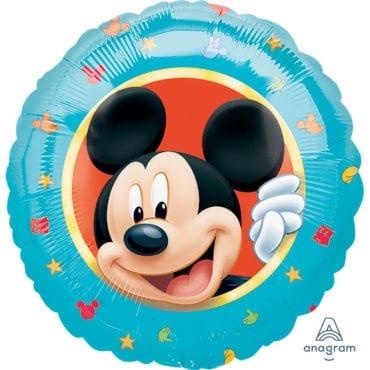 Balão Foil  Carácter Mickey Mouse