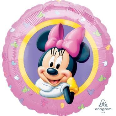 Balão Foil  Carácter Minnie Mouse