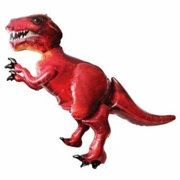 Balão Foil Airwalker Dinossauro T-Rex
