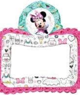 Balão Foil Moldura de Selfies Minnie Mouse