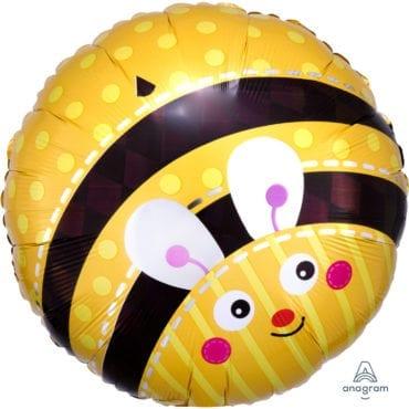 Balão Foil  Abelha