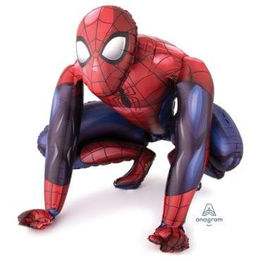 Balão Foil Airwalker Spiderman
