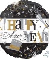 Balão Foil  New Year