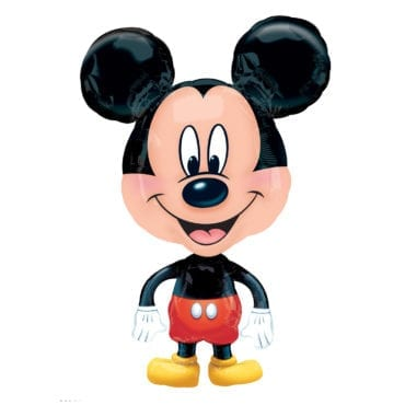 Balão Foil Airwalker Buddies - Mickey Mouse