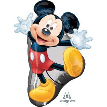 Balão Foil SuperShape Corpo Mickey Mouse
