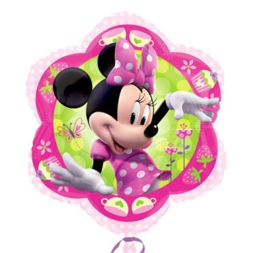 Balão Foil Junior Shape  Minnie Mouse