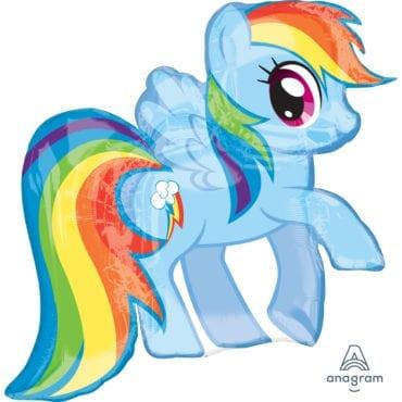 Balão Foil  SuperShape My Little Pony