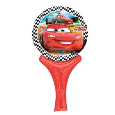 Balão Foil  Inflate a Fun Cars