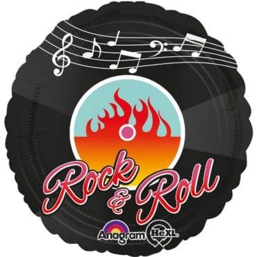 Balão Foil  50's Rock 'n' Roll