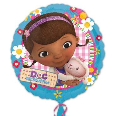 Balão Foil  Doutora Brinquedos