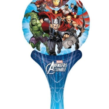 Balão Foil  Inflate a Fun Avengers