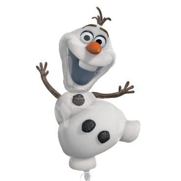 Balão Foil  SuperShape Frozen Olaf