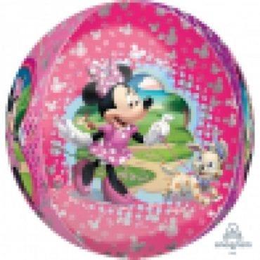Balão Foil Orbz Minnie Mouse