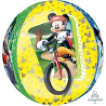 Balão Foil Orbz Mickey Mouse