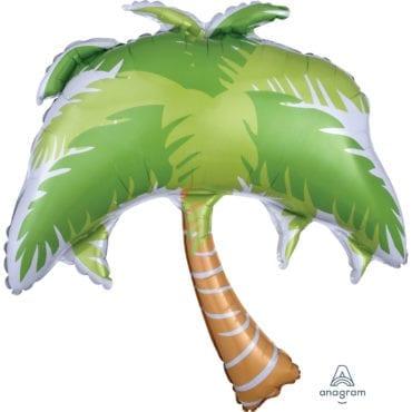 Balão Foil SuperShape Palmeira