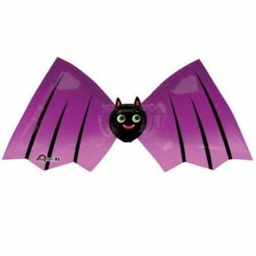 Balão Foil Junior Shape Halloween - Morcego