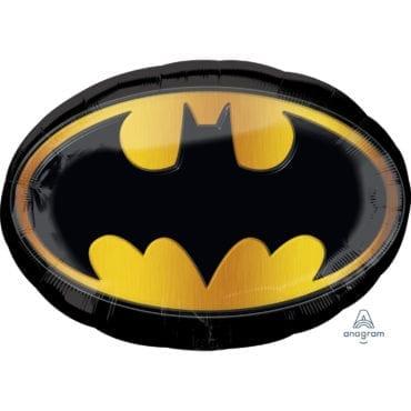 Balão Foil  SuperShape Batman Emblema