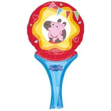 Balão Foil  Inflate a Fun Peppa Pig