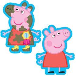 Balão Foil SuperShape Peppa Pig dois lados